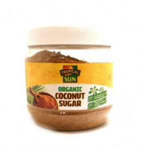 Coconut Sugar (Organic) (500g Tub) | Buy Online at the Asian Cookshop.